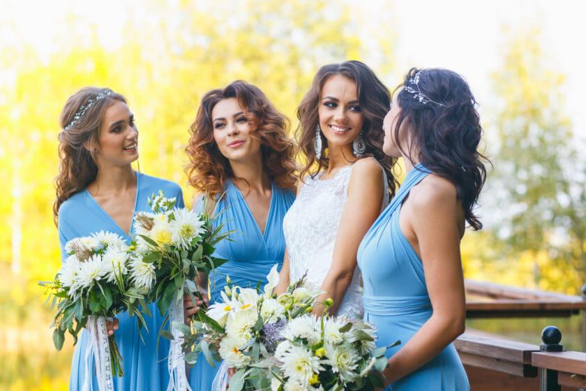 30代の大人女子へ お呼ばれ結婚式のドレス選び方法をご紹介