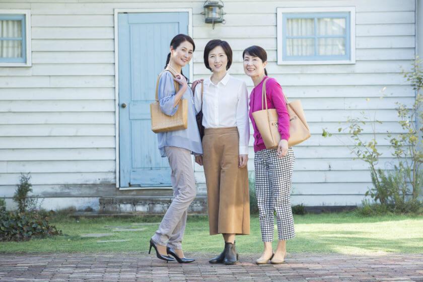 【同窓会】50代女性の服装ってどんな感じなの?そんな疑問にお答え♪