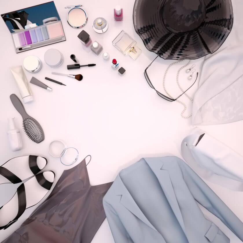女性の服装選びのポイント