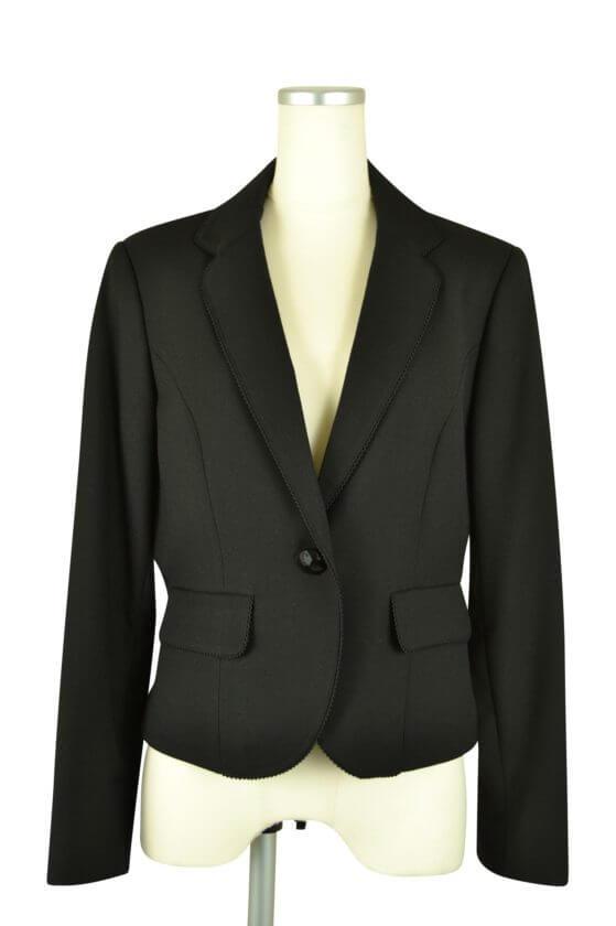 エイチ・ツー・オー(H・2・O) ブラックテーラー長袖ジャケット