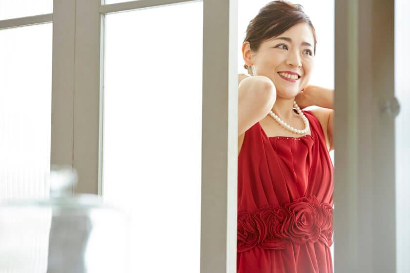 40代のレンタルドレスの選び方